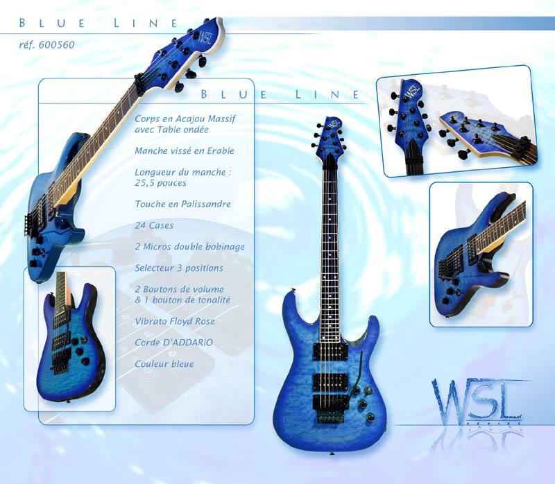 guitare electrique live